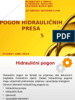 Hidraulicki pogon - Amel