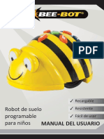 Bee Bot User Guide