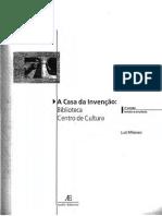 MILANESI - A Casa da Invenção.pdf
