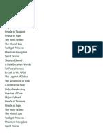 The Minish Cap Walkthrough – Deepwood Shrine – Zelda Dungeon