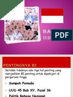 1 Sejarah Bahasa Indonesia(1)