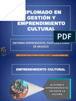 Entorno Emprendedor Sc Estructura y Elementos Política Cultural Fundamentos