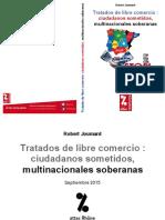 Libro de Joumard Tratados de Libre Comercio