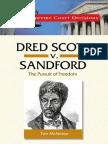 (Great Supreme Court Decisions) Tim McNeese-Dred Scott v. Sanford-Chelsea House Publications (2006)