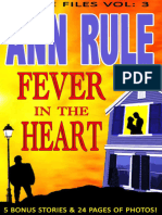 Ann Rule - [Crime Files 03] - Fever in the Heart (Epub)