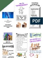 Leaflet Osteoporosis Ainun