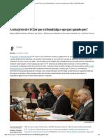 A Caixa Preta Do STF_ Por Que o Tribunal Julga o Que Quer Quando Quer_ _ Brasil _ EL PAÍS Brasil
