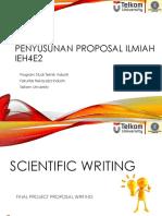 3 Penulisan Proposal