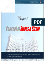 1-Concept of Stress and Strain [Sept