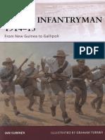 ANZAC Infantryman 1914–15 (Osprey WARRIOR 155)
