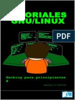 Fortino Marcelo Horacio - Tutoriales G N U Linux - Hacking Para Principiantes