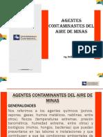 Clase 2agentes Contaminantes