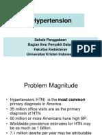 #Hipertensi 30 Mei 2014 Lecture Ed