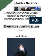 Landfill Gas