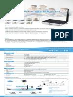 Netis WF2411-EU Datasheet V1.0