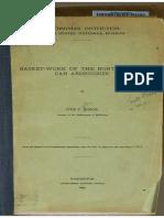 Basket-work of the North American Aborigines 1890