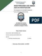 Poblacion Ecologica en Chilca