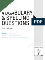 1001 Vocabulary Synonyms Antonyms Spelling Questions Bnebookspdf.com