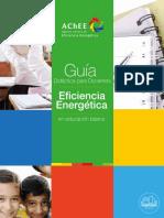 Guía Autodiagnóstico Eficiencia Energética