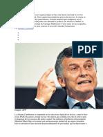 Elecciones sin ecografía Macri Condenado.docx