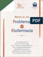UNAM - Manual de Problemas de Biofarmacia