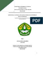 Proposal Ayu Djamhur