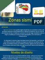 ZONAS SISMICAS