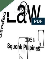 Law 1954