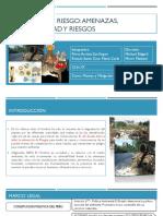 Diapositiva Final - Elementos en Riesgo