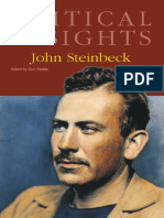 [Don Noble (Editor)] John Steinbeck (Critical Insights)