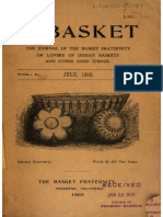 The Basket or the Journal of the Basket Fraternity Jul 1903