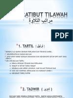 MARATIBUT TILAWAH