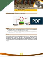 informe electromagnetismo