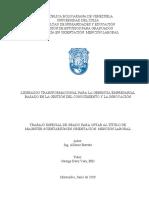 Liderazgo Transformacional Para La Gerencia Empresarial (1)