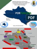 Estado Portuguesa Oriana Presentacion