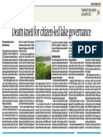 Lele and Srinivasan_Lakes to MID_op-ed_Deccan Herald_4Aug2017
