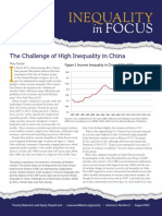 Inequality in China