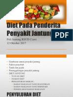 Diet Pada Penyakit Jantung