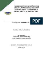 Trabajo Matemat Unan 290917