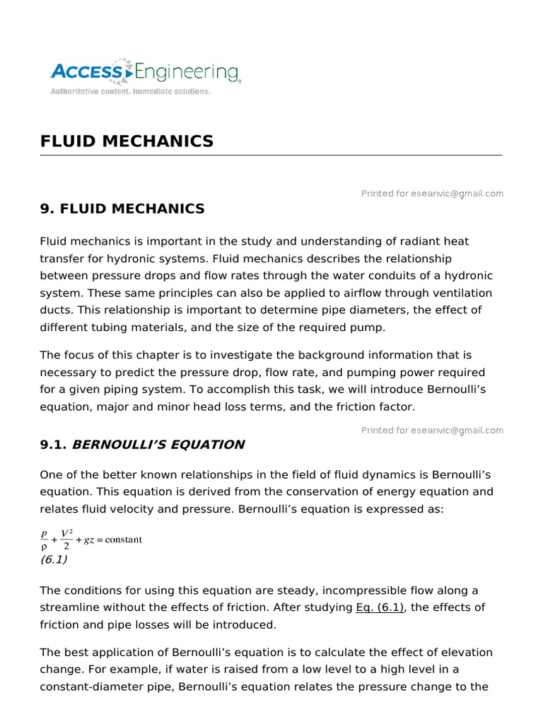 Fluid mechanics fluid dynamics continuum mechanics ccuart Image collections