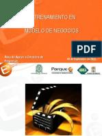 Modelo de Negocio Empresas 2010-2