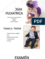 UROLOGIA PEDIATRICA