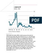 baltic dry index .doc