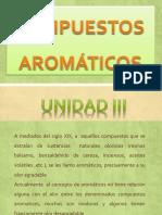 UNIDAD III - AROMÁTICOS_1617.pptx