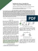 VSI P and Q Controlpaper