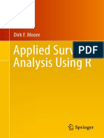 Applied Survival Analysis R