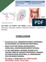 Exp. Obstruccion y Suboclusion Intestinal