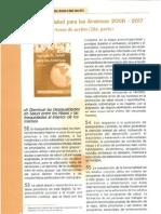 Agenda de salud para las Américas 2008-2007