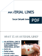 Arteri Line
