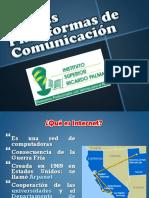 Nuevas Plataformas de Comunicación